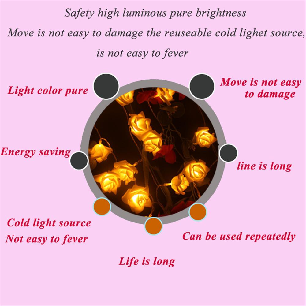 battery rose led string lights (11)