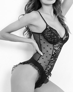 CINOON-Ruffled-Lace-Corset-and-Bustier-Women-s-Summer-Thin-Type-Lace-Corset-Breathable-Fabric-High