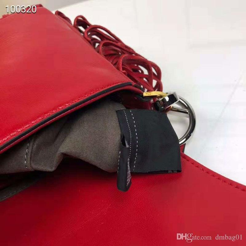 Pembe Sugao Ffbrand Yeni Tasarımcı Lüks Çanta Marka Tasarımcısı Kemer Çanta Crossbody Messenger Omuz Çantaları Koyun Üst Hakiki Deri Çantalar
