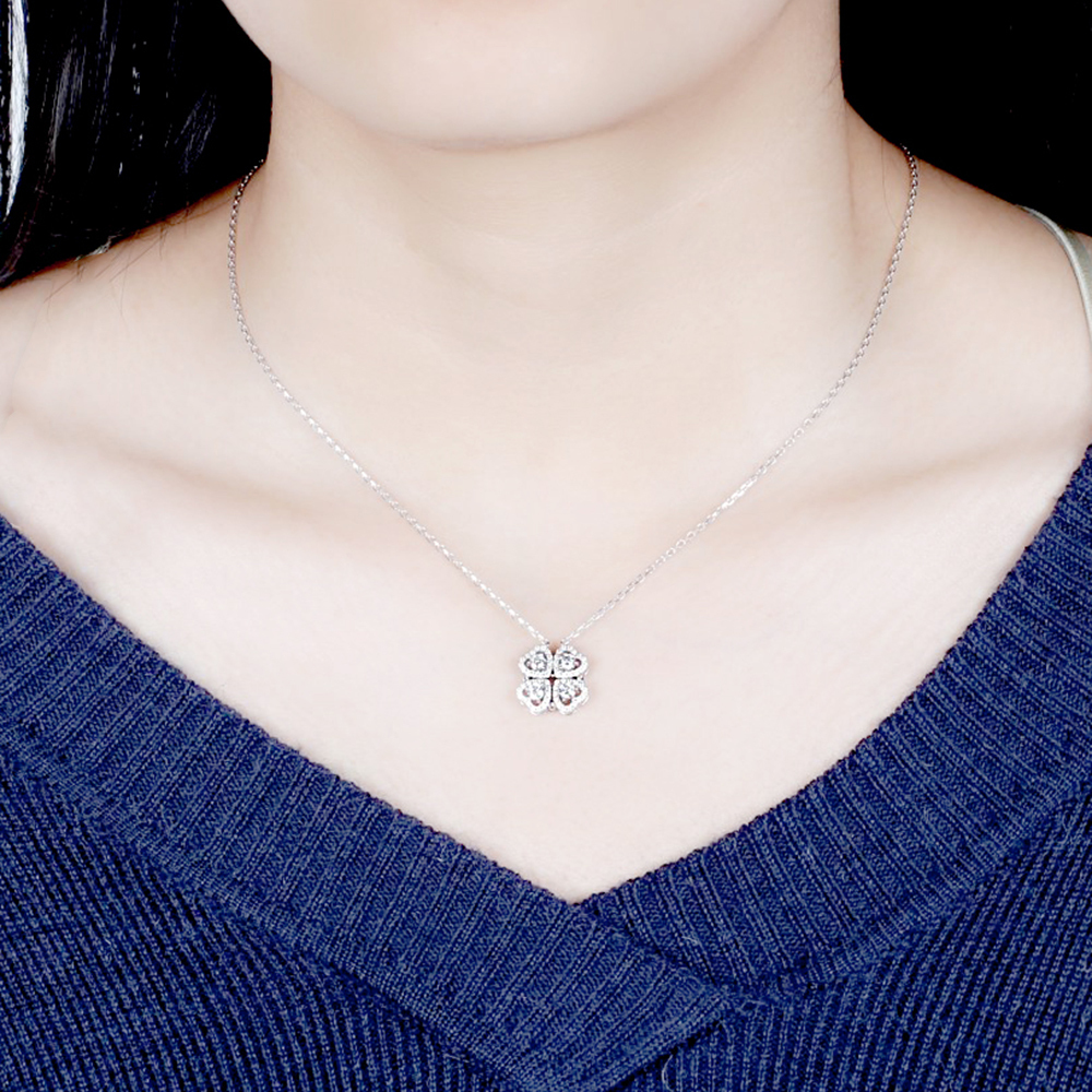 moissanite pendant necklace (8)
