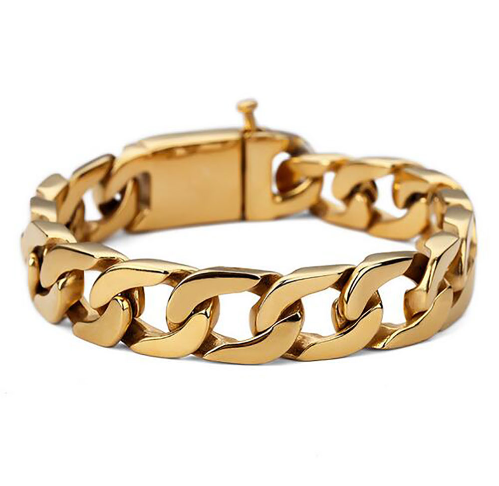 bracelet femme 22cm