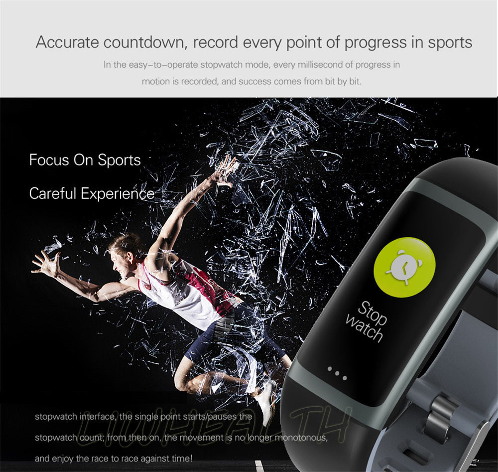 smart watch wristband health heart rate xiaomi mi band 3 (8)