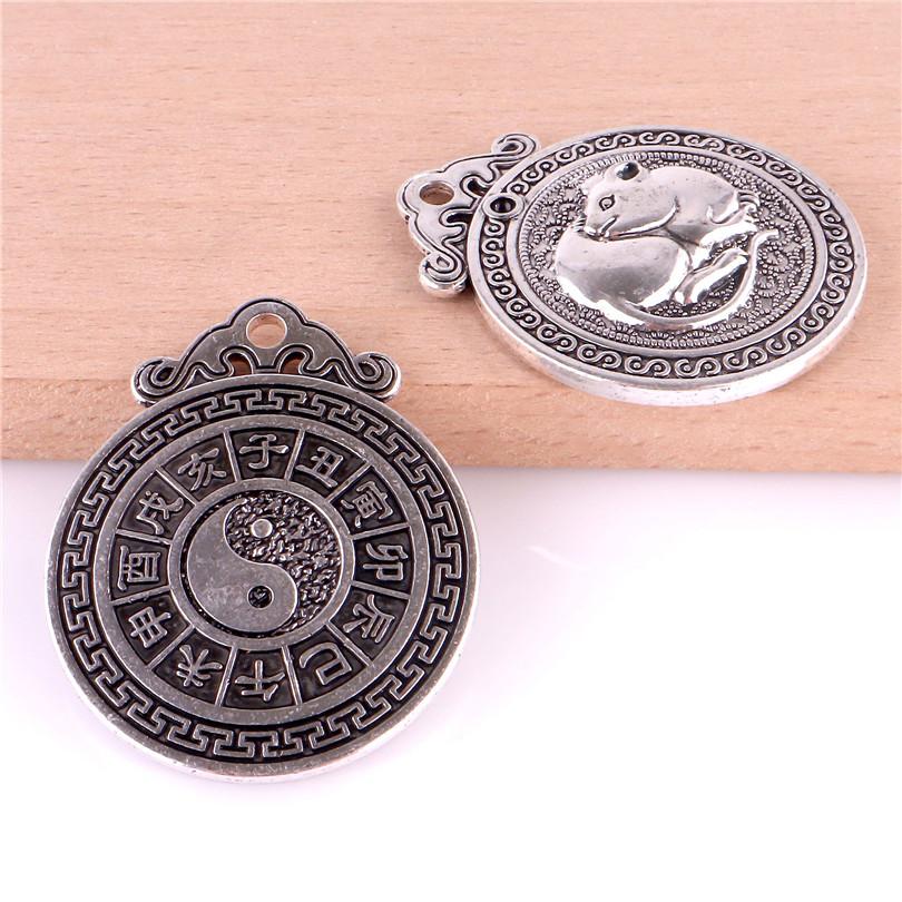 art Locket Pendant unique gift zen Locket Necklace chinese yin yang jewelry glass dome Locket Necklace Charming fashion Locket Necklace,Owl yin yang Locket Necklace yin yang Locket Pendant