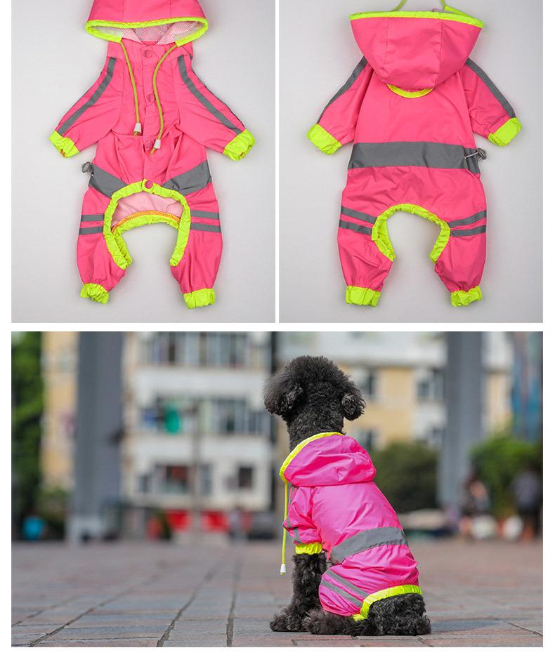 Dog Rain Coat (10)