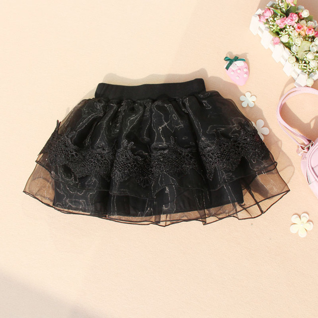 New-Promotion-Girls-Skirts-Summer-Kids--Children-Black-Tutu-Skirt-Solid-Fluffy-Baby-Lace-Tulle.jpg_640x640