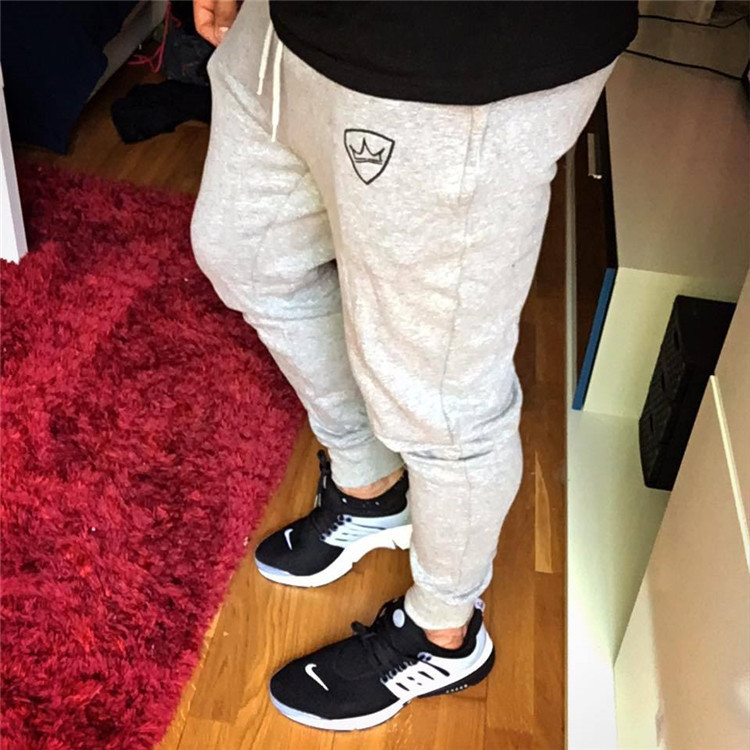 Sportspants Men Muscle New Sports China Made High Quality Fashion New Fitness Running Training Gym Workout Autumn Winter Long Pencil Pants