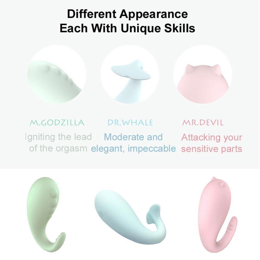 Sex App Remote Control Vibrator For Women Vagina Egg Clitoris Stimulator Vibrators Phone App Erotic Adult Sex Toy For Couple Y190711