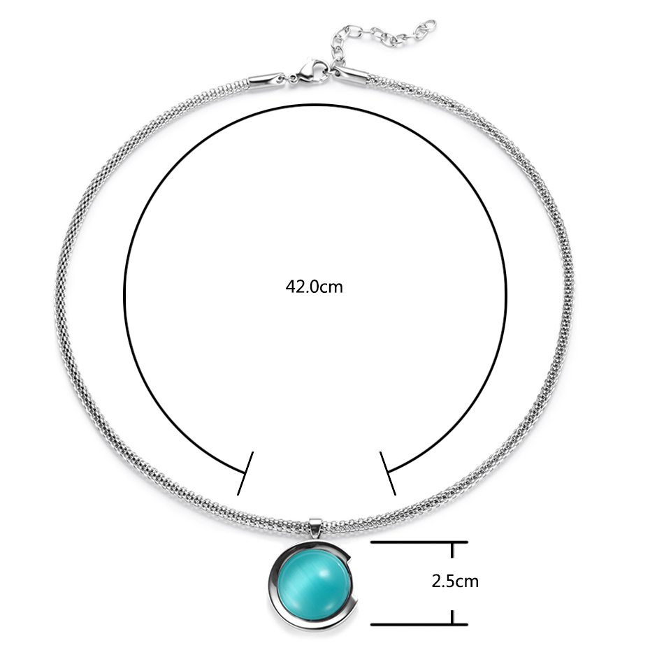 green necklace for women (12)