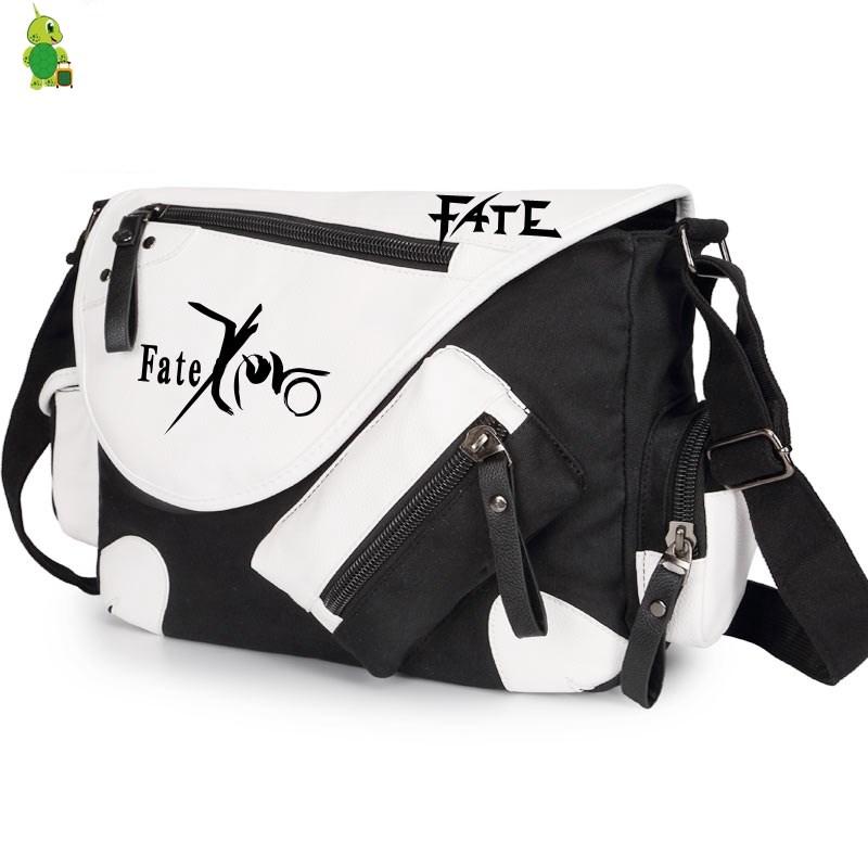 Fate Apocrypha Mordred Shoulder Bag School Backpack Travel Student Bag