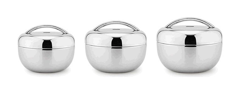 Stainless steel insulated lunch box8