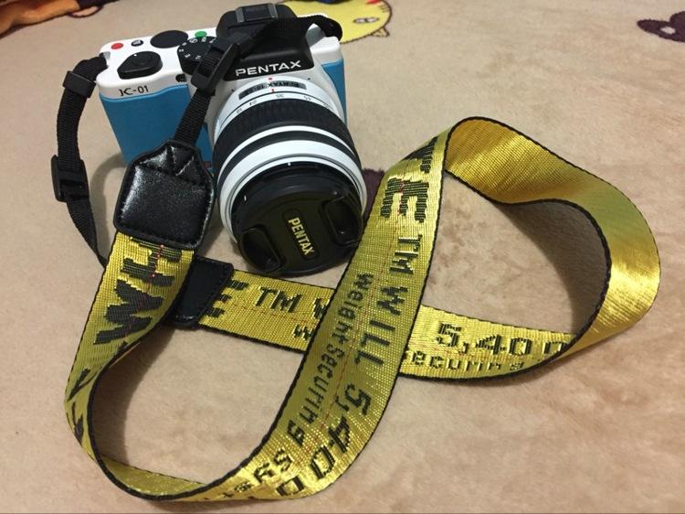 Genuino Nuevo Canon EOS 5DSR Correa de cuello cámara para EOS 5DSR