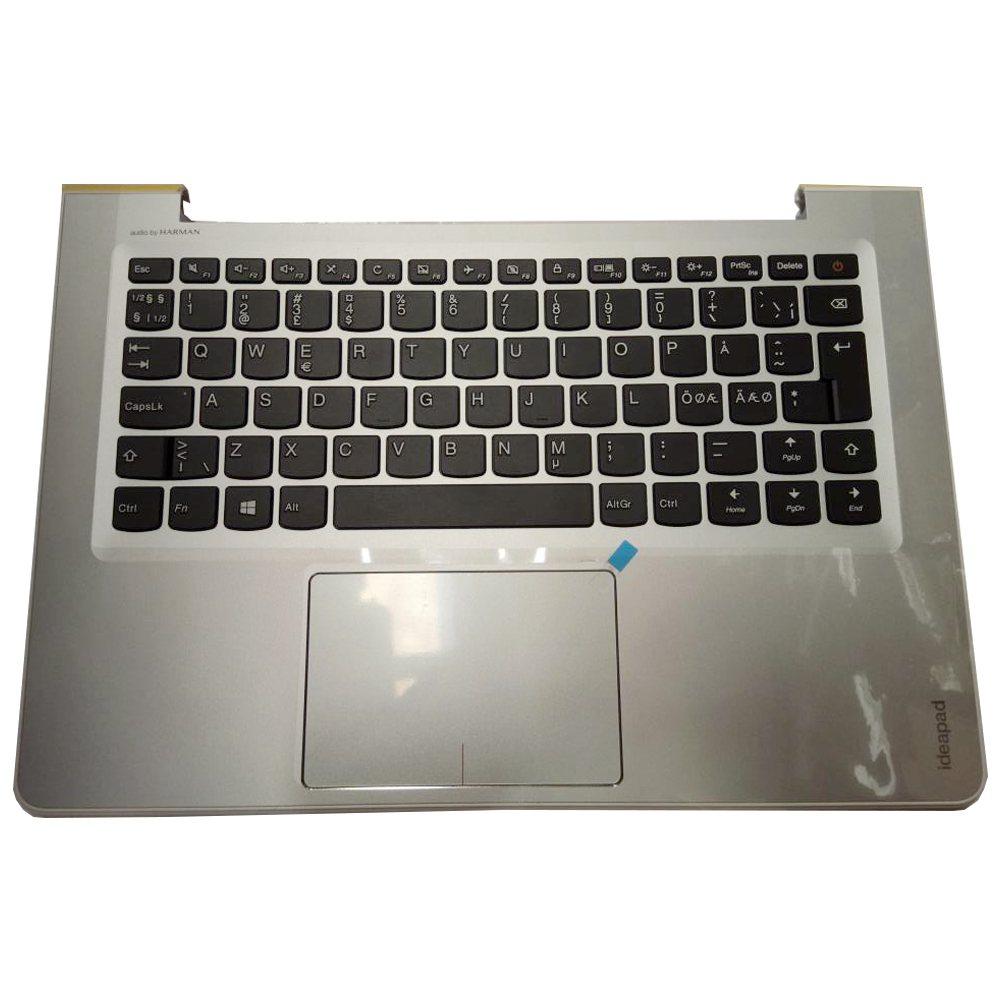 New genuine Lenovo Ideapad  U510 backlit keyboard w// frame