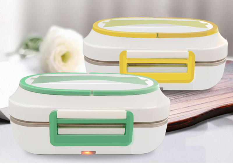 Electric lunch box stainless steel lunch box20
