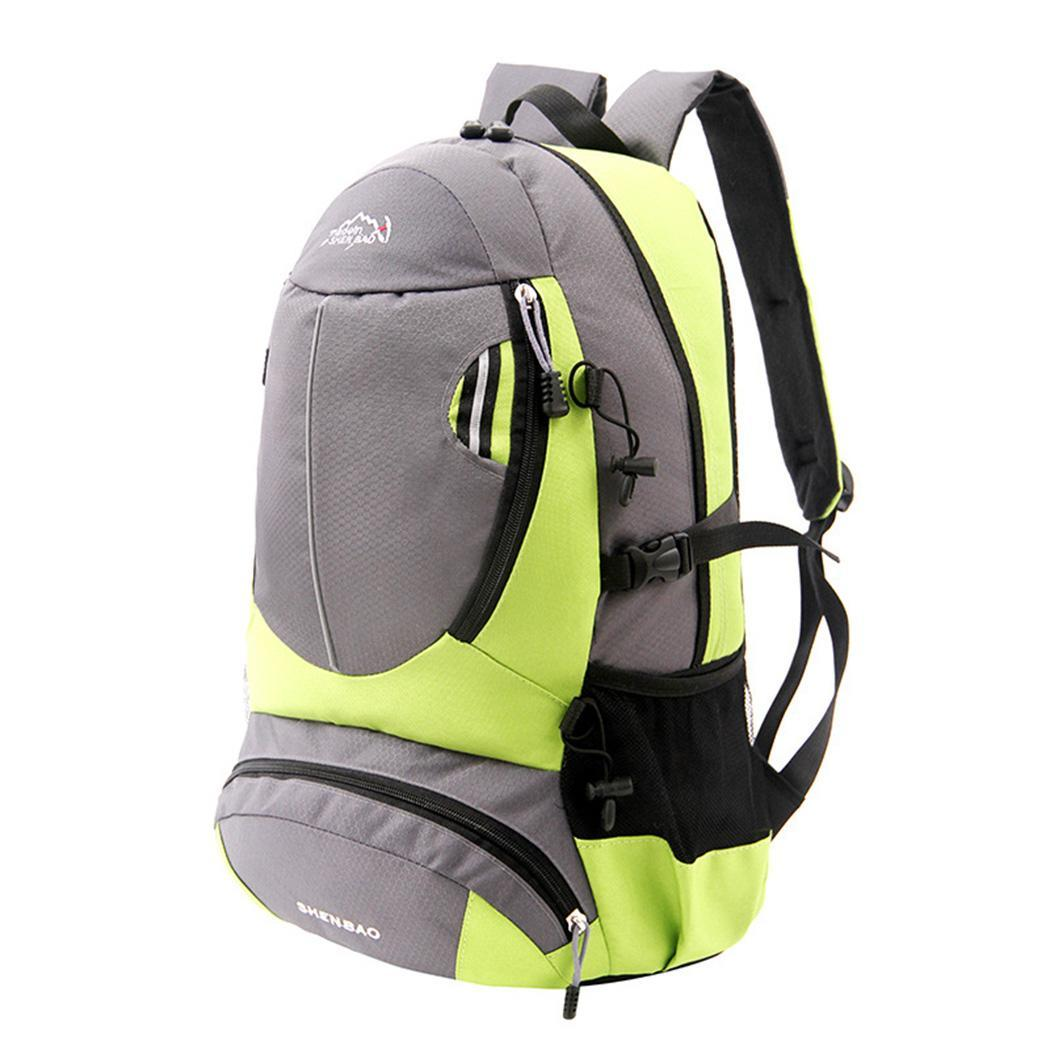 Nueva moda Nueva moda Unisex Patchwork Mochila Bolsa impermeable para uso diario y de viaje Nueva mochila de patchwork