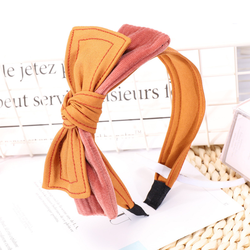 4 faric hairband for adults