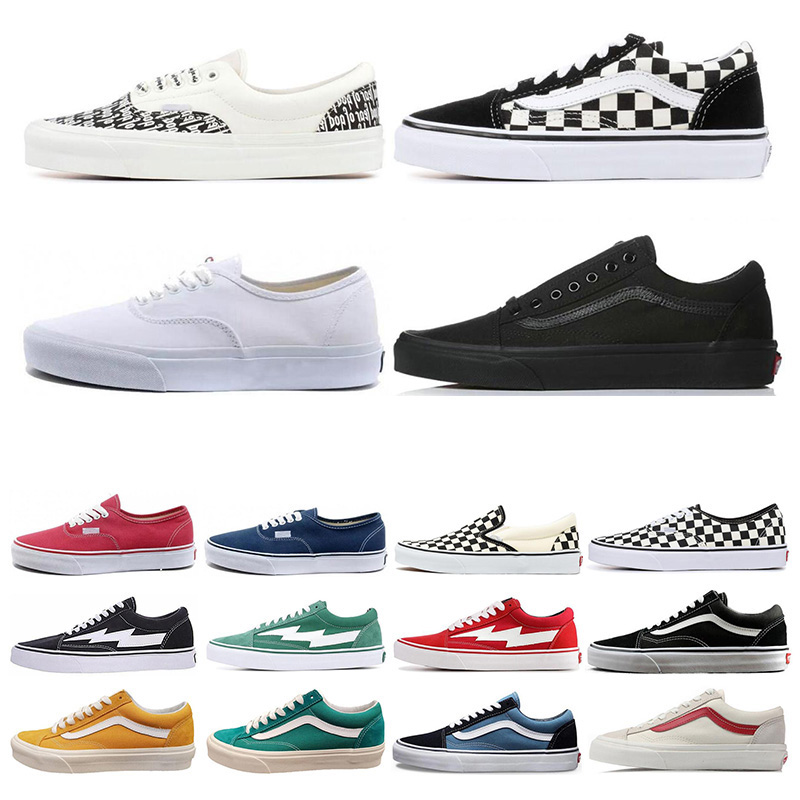 vans Fear Of God x Hommes Femmes Chaussures Casual Era 95 Revenge X Storm old skool Canevas Vetements VisVim Skateboarding Slip On FOG chaussures de