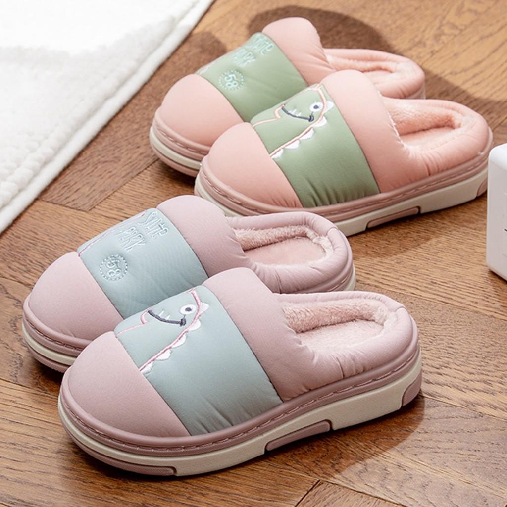 Baby Jungen Mädchen Stiefel Cute Anti Skid Warme Haus Hausschuhe Prewalker