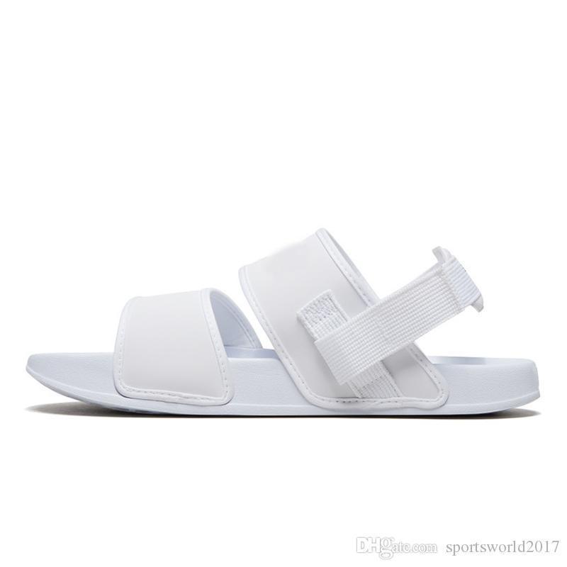 YLM Leadcat Lite Sandali Uomo Donna Triple Nero Bianco Verde Giallo Fashion Designer Sandali Rihanna Pantofole Beach Shoes 36-44