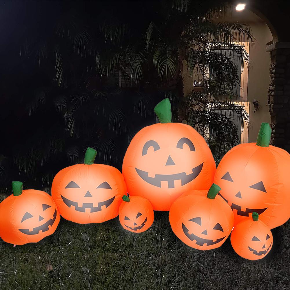 Halloween Zucche gonfiabili decorazione di Halloween la casa Prato Giardino del partito decorazioni esterne
