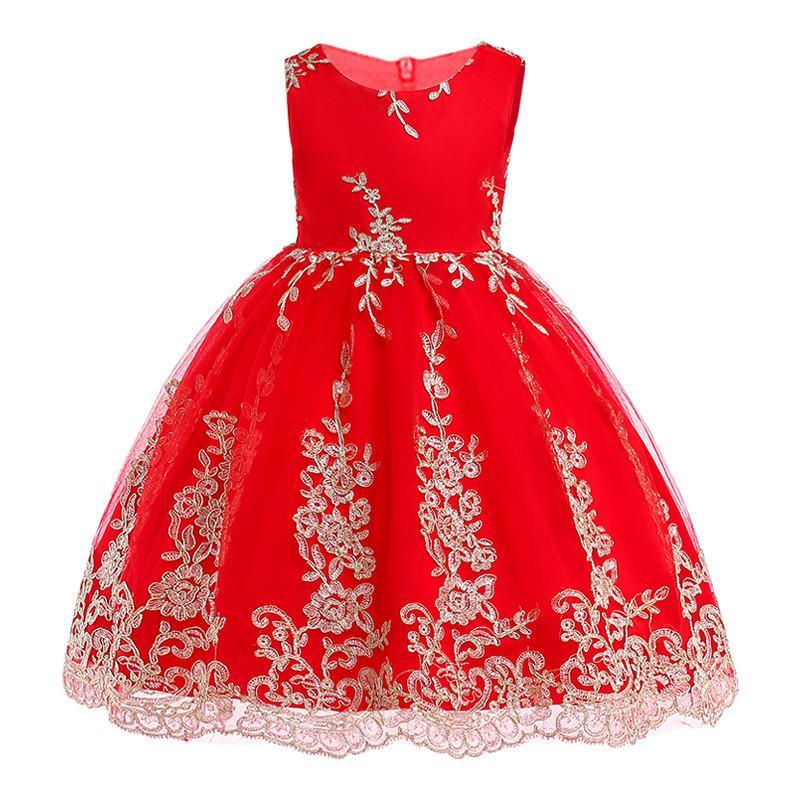 Baby-Tulle-Embroidery-Ball-Gown-Princess-Dress-for-Girls-Flower-Birthday-Party-Girl-Dress-Baby-Girls