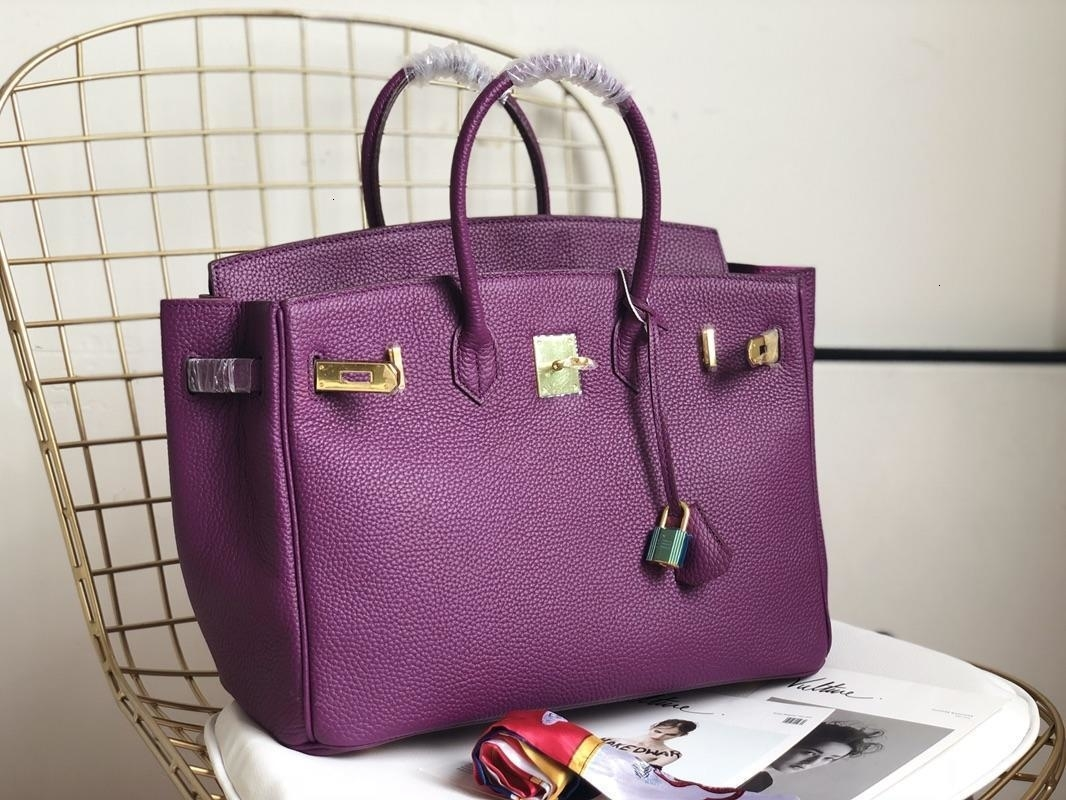 marke 2019 taschen klassische einfarbig litschi korn rindsleder einkaufstasche casual fashion kupplung handtasche umhängetasche handtaschen geldbörsen frauen 2-75