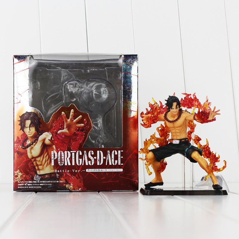 Outer Box One Piece MASTER STARS PIECE Port Gas D ACE Fire Ver Ver