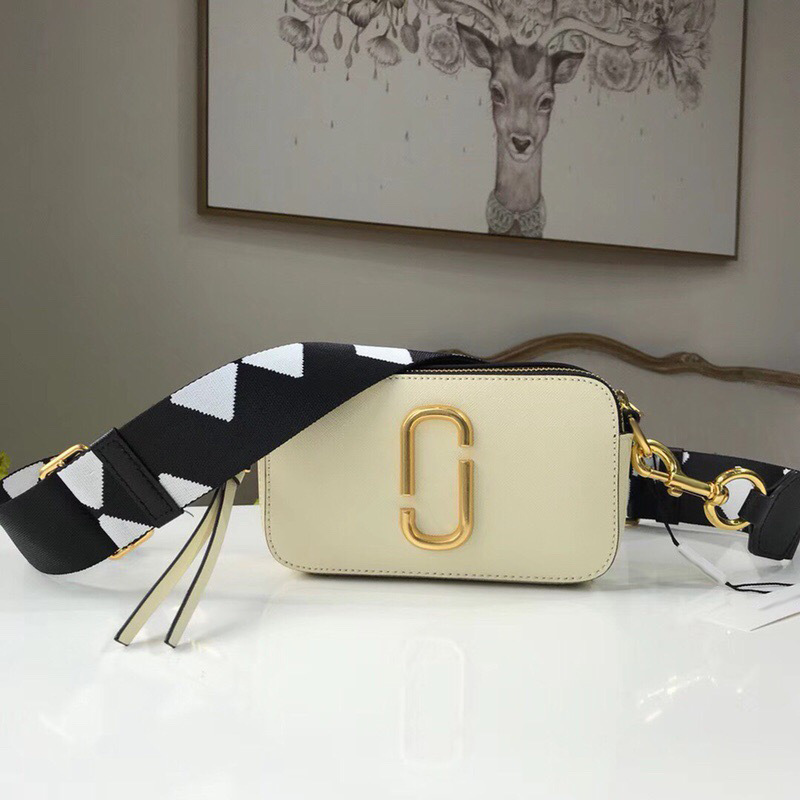 Camera Belle2019 Mj Pony Brother Spelling Color Ma'am Single Shoulder Package Oblique Satchel Woman A Leather Bag