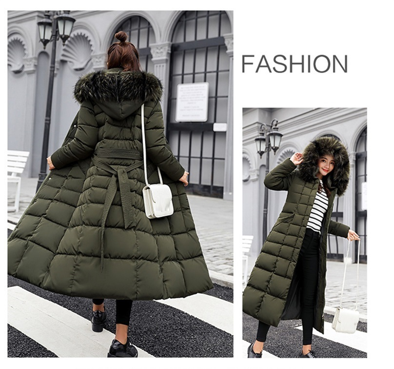warm winter jackets woman