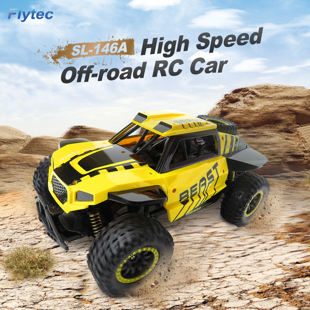 SL-146A-Flytec-Yellow-High-Speed-Off-road-RC-Car_01