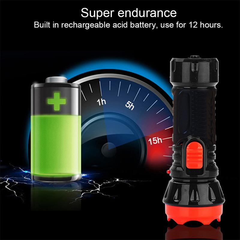 BRELONG XML T61000Lm High Power LED Zoom Tactical LED Flashlight torch lantern hike Travel light 18650 Rechargeable battery