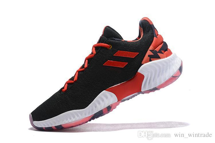 2019 nouvelle chaussure de basket-ball pro bounce Donovan Mitchell baskets chaussures de sport design original taille 40-45