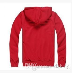 Mode Russe Amoureux Sweats À Capuche Humanoïde Écouteurs Imprimer Pull Coton Rouge Gris À Capuche Revers Cou Flanelle Caractère Musique Sweat À Capuche