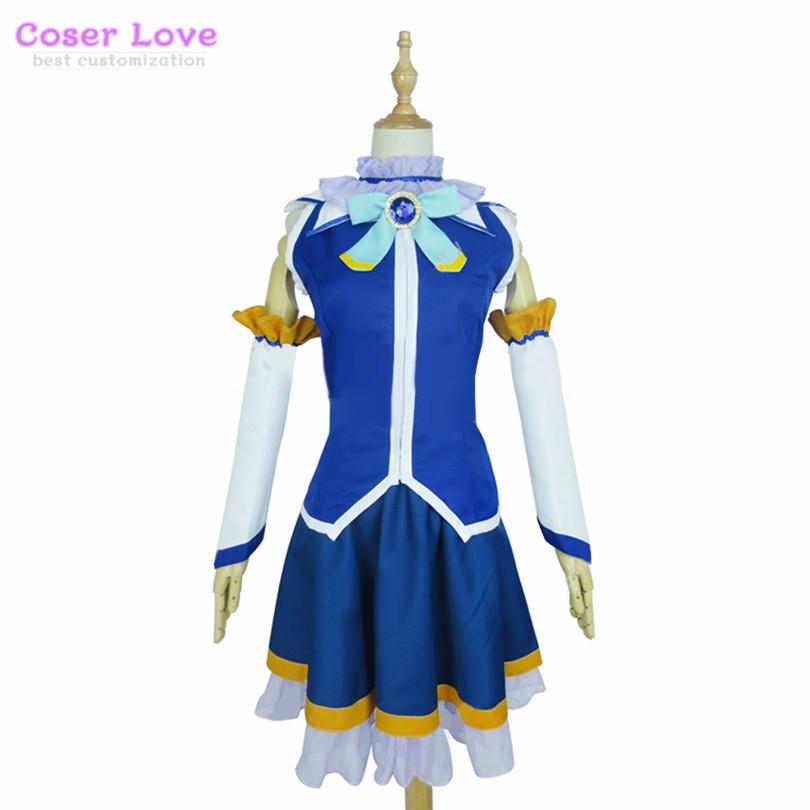 God's Blessing on this Wonderful World Vanir Baniru Cosplay Costume KonoSuba