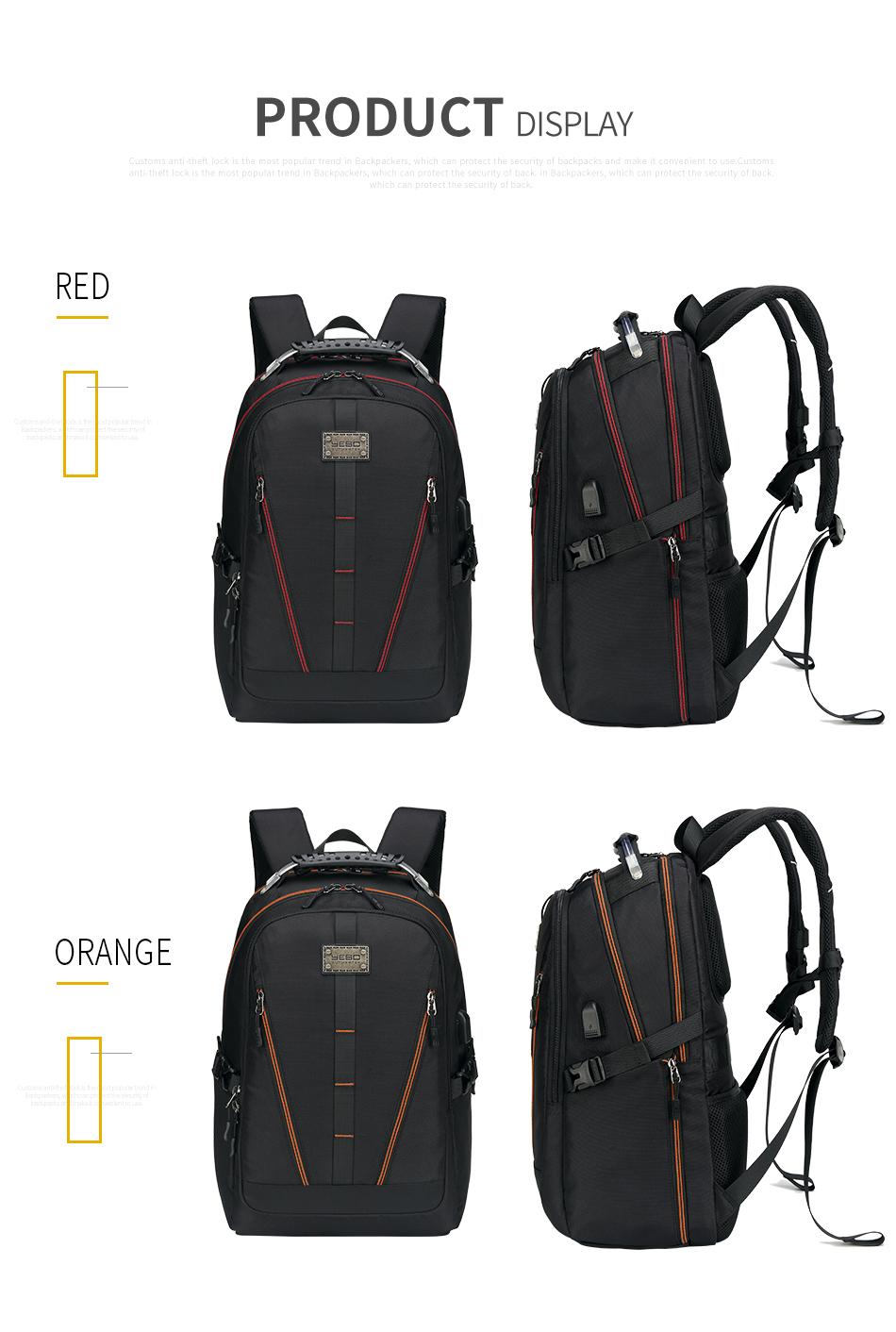 6Men Backpack