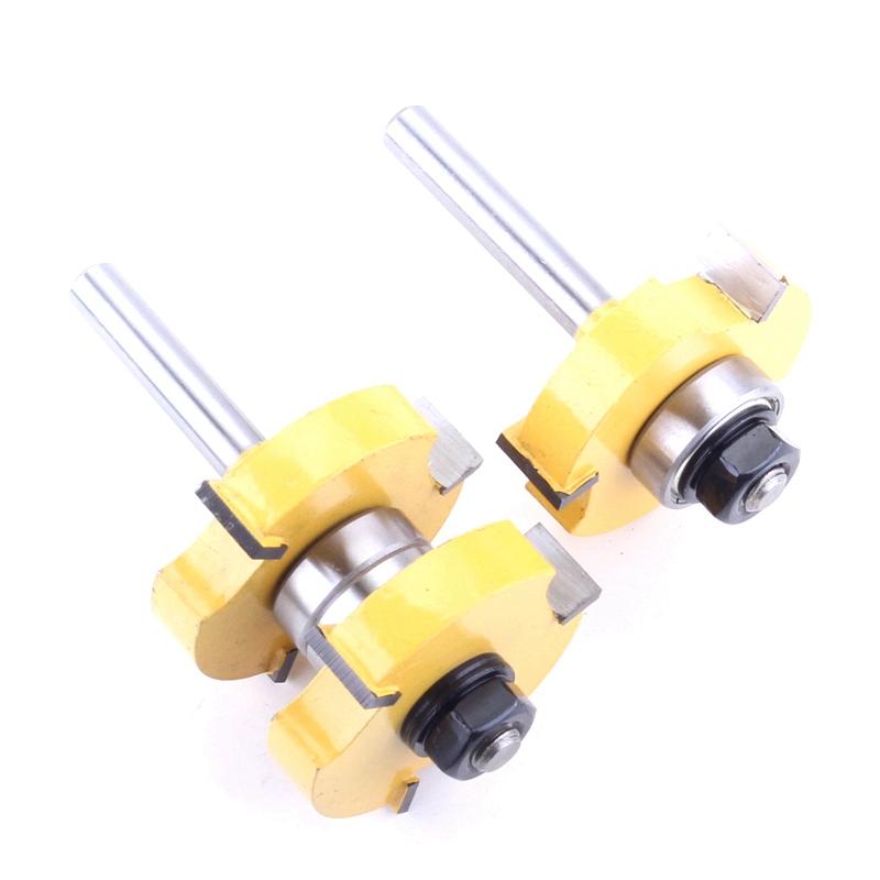 """1pcs 8 mm Shank 1-1//4/"""" Finger joint router Bit"""