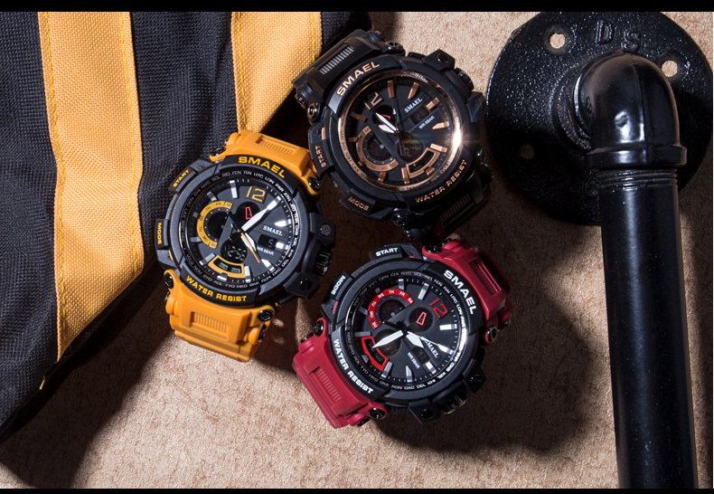 9 wrist watch for boy