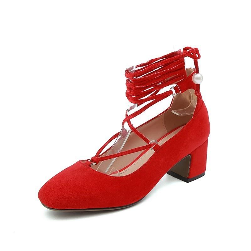 Sexy2019 Jicu Daire Başkanı Bandaj Ile Kadın Düşük Yardım 40-43 Kod Tek Ayakkabı