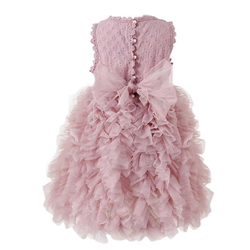 Internet Robe Enfants Filles B/éB/é Imprim/é Ray/é Princesse Bling Costumes Robes De Party Tutu V/êTements De F/êTe Ceremonie Anniversaire Soiree