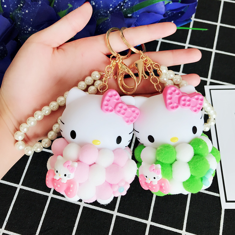 Cute Ddung Doll Cell Phone Backpack Key chain Gift  Decoration SP