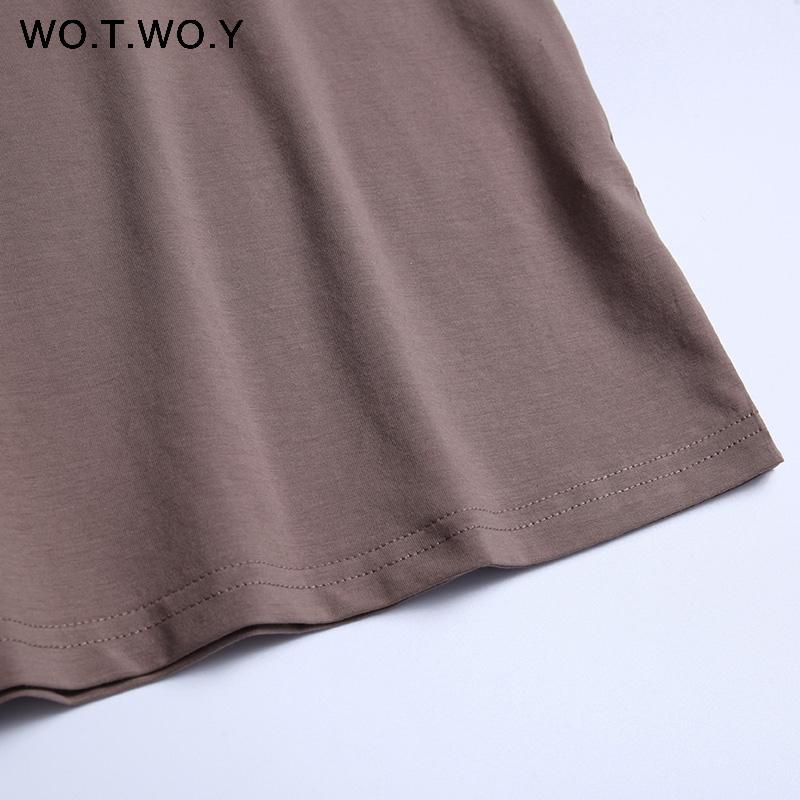 O-Neck T-shirt Women