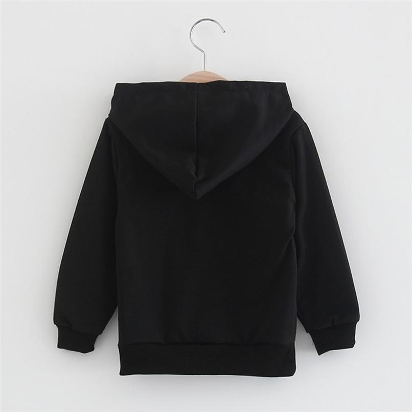Kids Clothes Kids Hoodies Children Baby Girls Long Sleeve Fish Bone Printed Hooded Sweatshirt Tops Clothes Girls hoodies N01#F (22)