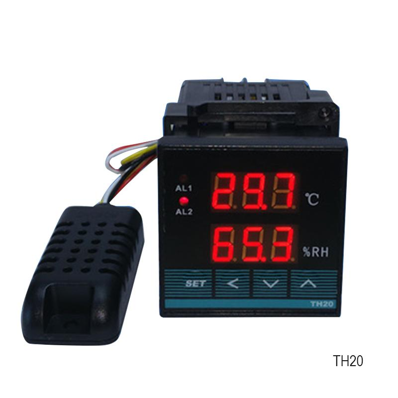 2-Digital-Display-TH20-Temperature-Controller-Smart-Humidity-Controller