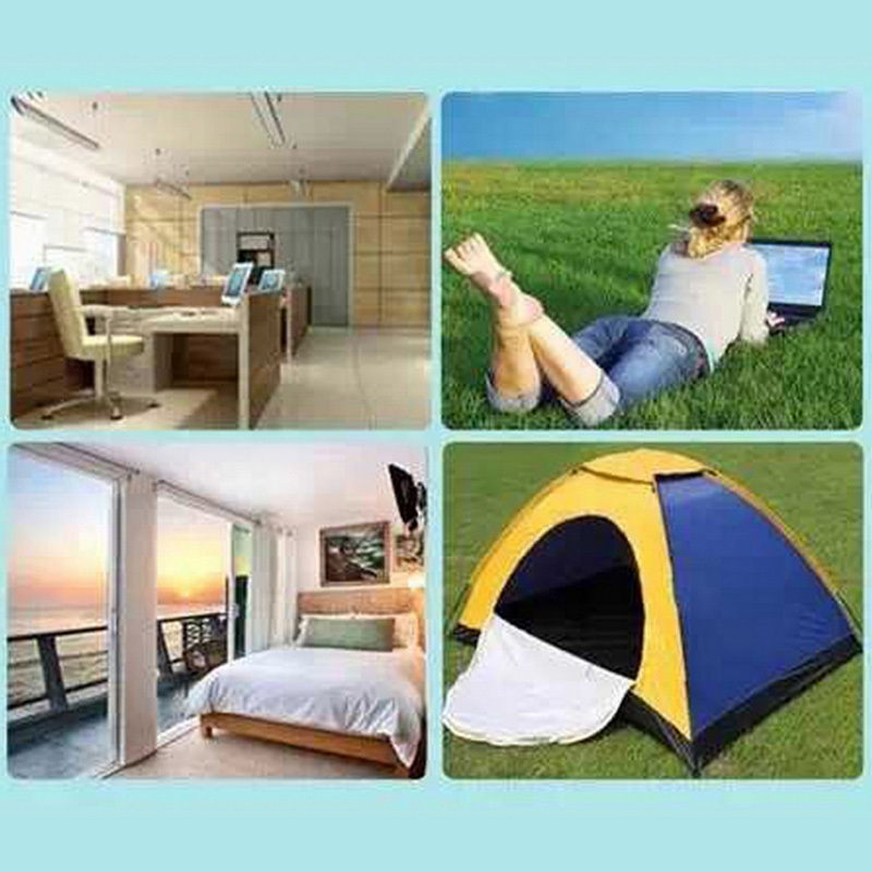 Chiclits Portable Electric USB Mosquito Repellent Heater Pest Fly Insect Moth Trap Heater Home Outdoor Car Mosquito Killer (10)