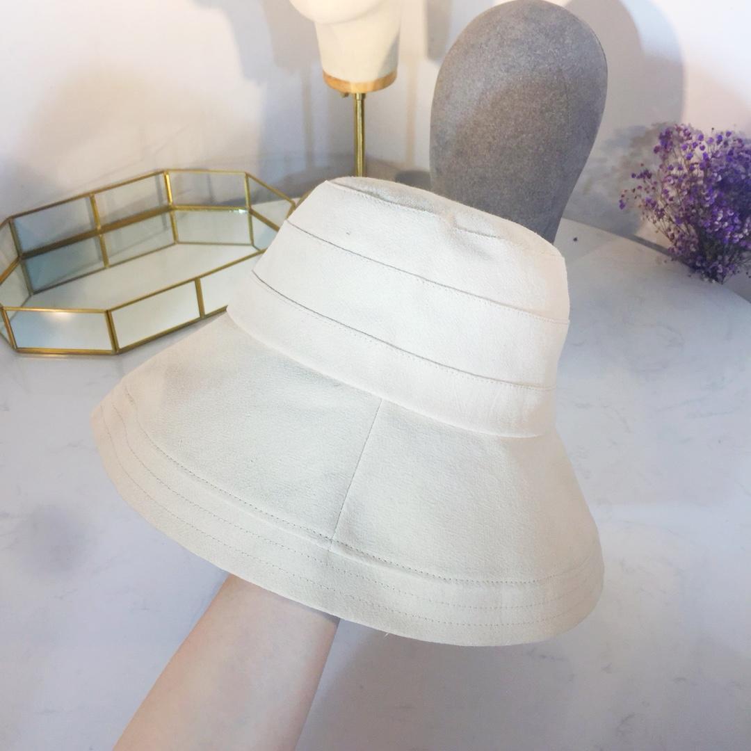 b484cfeb7 Casquette Fashion Sun Hat Women'S Men'S Floppy Hats Foldable Wide Large  Brim Floppy Bucket Hat Summer Beach Sun Cap New Er2 Panama Hat Trilby From  ...