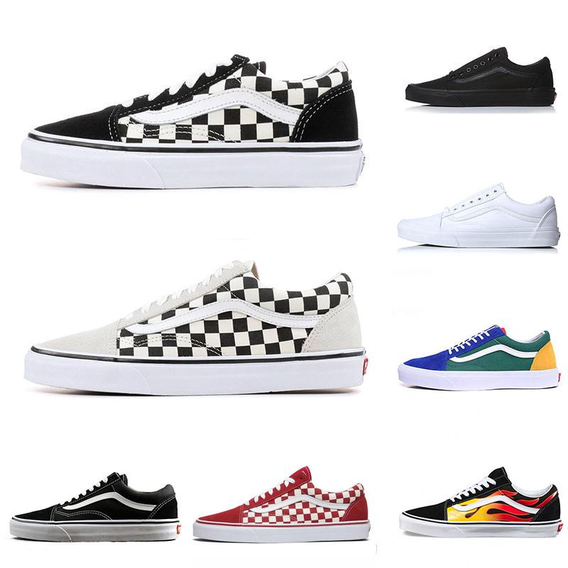 Vans Old Skool Platform Suede Low Top Sneakers Outlet Shop