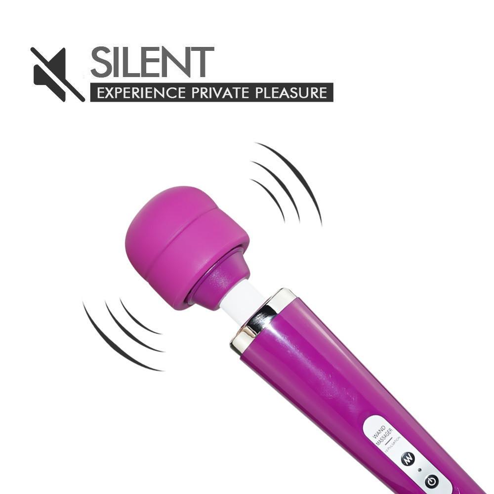 Powerful Body Massage Magic AV Wand Massager Vibrator Waterproof Dildo Vibrator For Women G Spot Clitoris Stimulator Sex Toys (6)