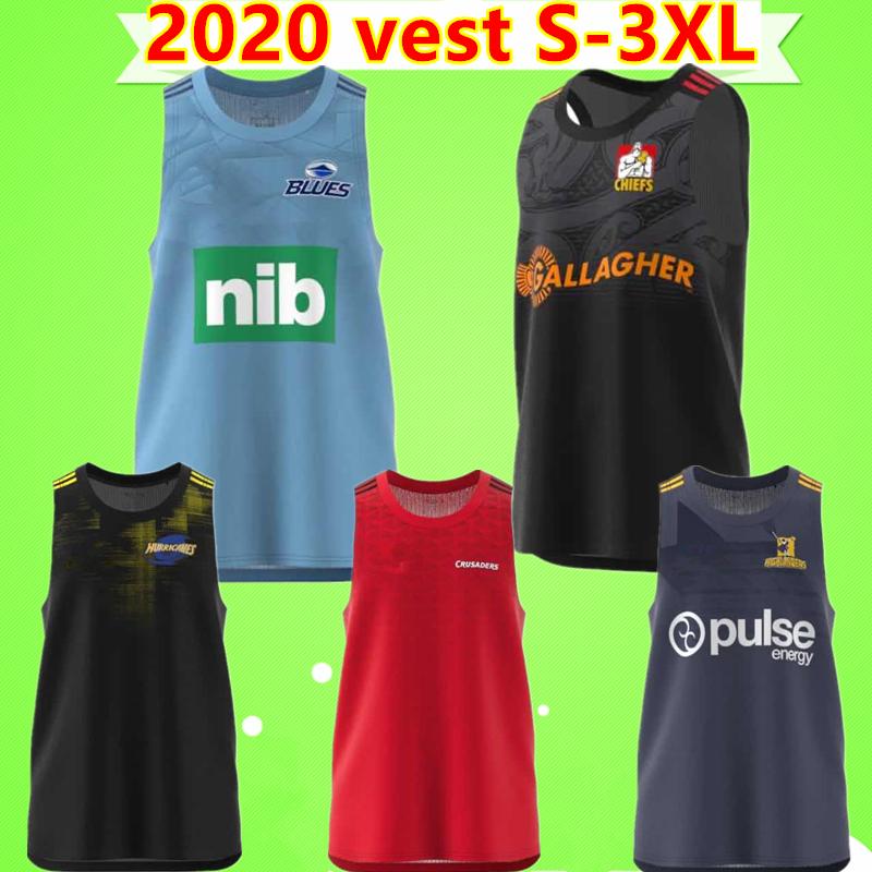 NEW 2018-2019 Rugby Jersey sleeveless Vest Man T shirt S-3XL 9 MODELS