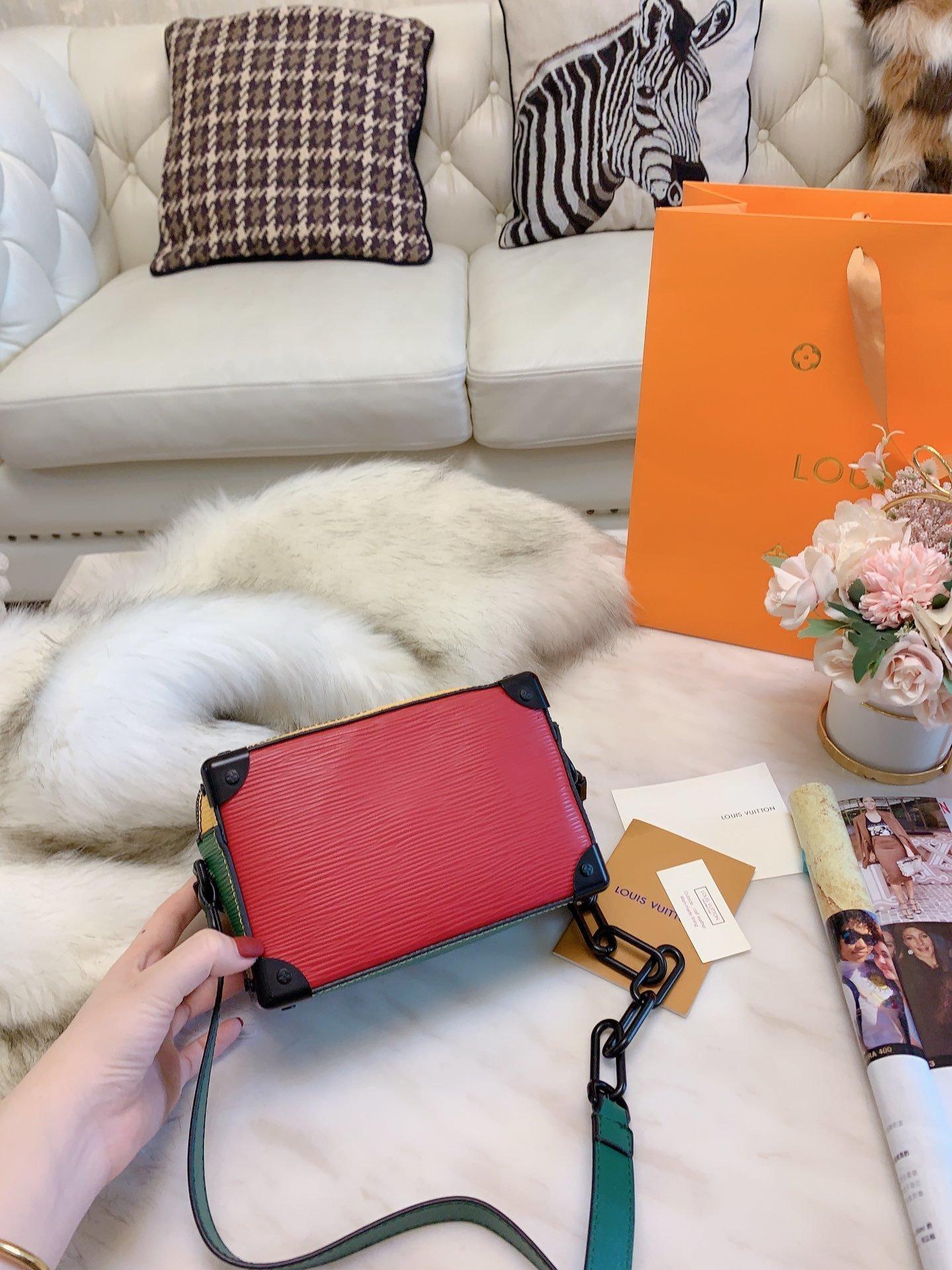 2020 de alta qualidade pequenos sacos estilo original mulheres com saco retro cores e decorações mensageiro 12151