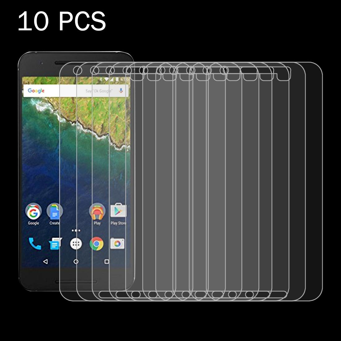 100 PCS for 4.5 inch Mobile Phones 0.26mm 9H Surface Hardness 2.5D Explosion-Proof Tempered Glass Screen Film Clear YINZHI Screen Protector Film