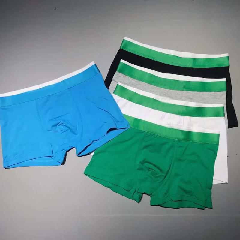 7 Colors New Fashion Mens Boxer Short Underwear Man Shorts Underpants Mens Sexy Underwear Casual Man Cueca Boxer Male Gay Underpants Shorts